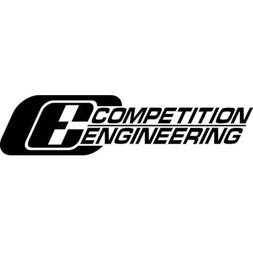Competition Engineering Logo Decal Sticker