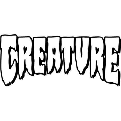 Creature Skateboard Decal Sticker