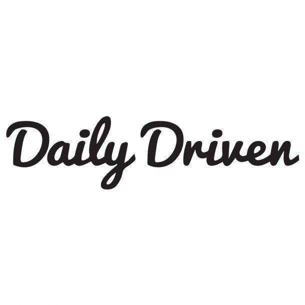 Daily Driver 2 Decal Sticker