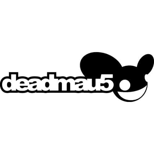 Deadmau5 Decal Sticker