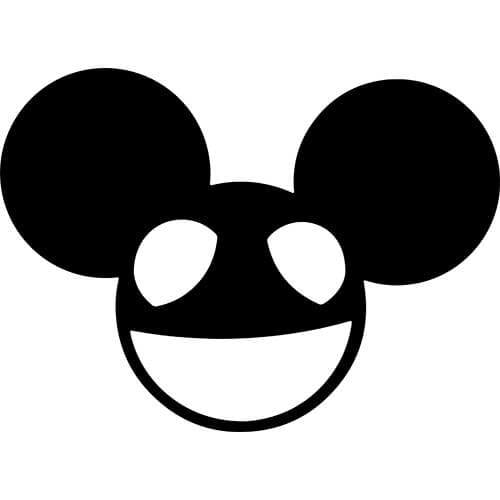 Deadmau5 Symbol Decal