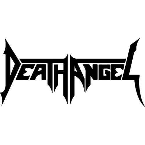 Death Angel Band Decal Sticker