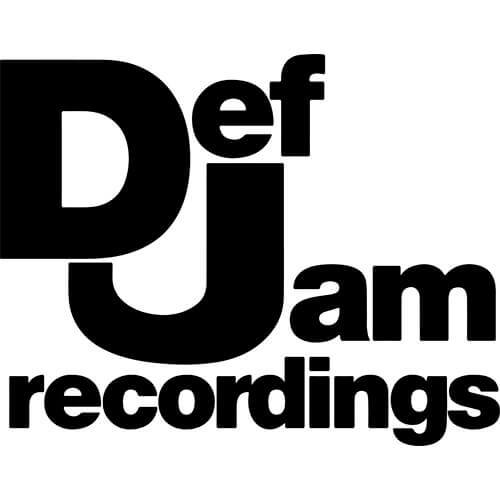 Def Jam Recordings Decal