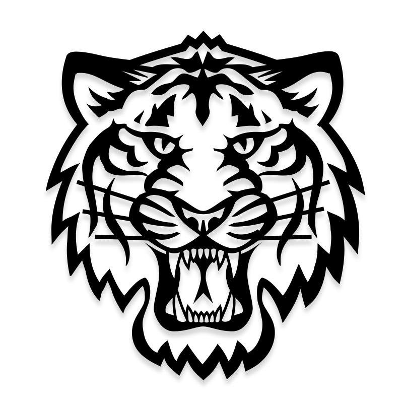 Detroit Tigers Decal for Car Windows