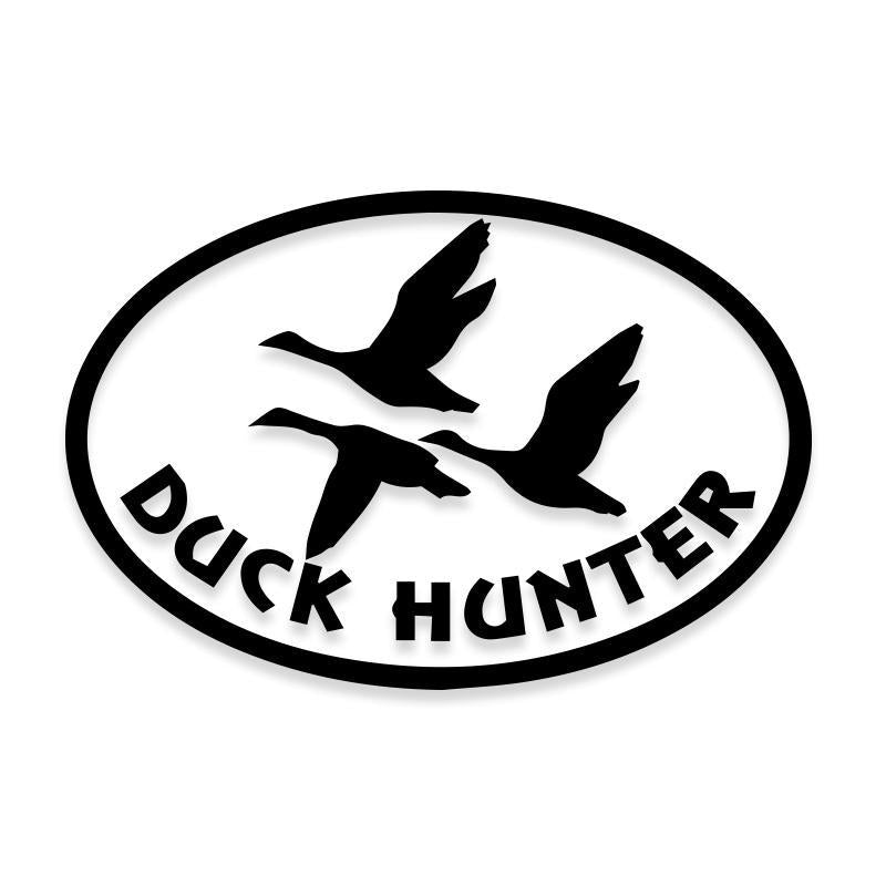 Duck Hunter Bird Hunting Decal Sticker
