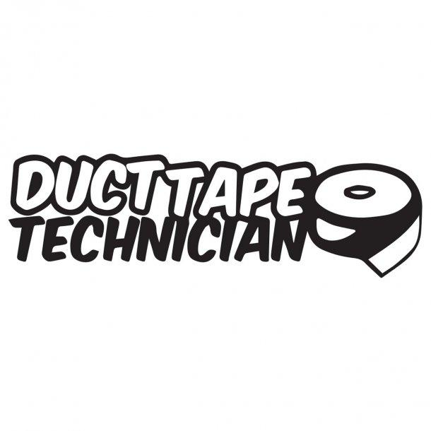 Ducktape Technician Decal Sticker