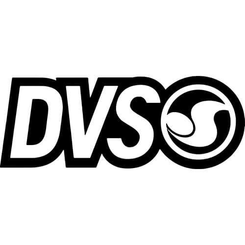 DVS Logo Decal Sticker
