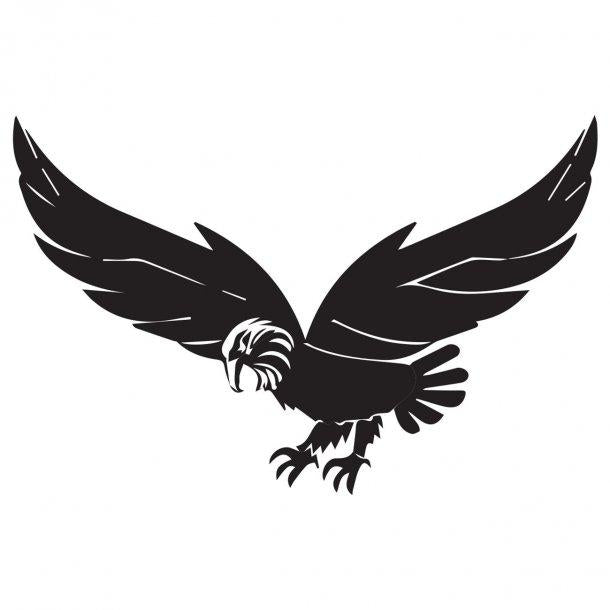Eagle Decal Sticker