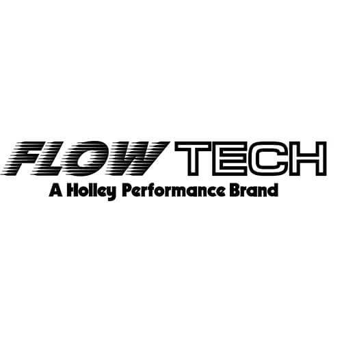 Flow Tech Logo Decal Sticker