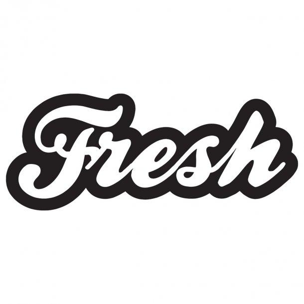 Fresh 2 Decal Sticker