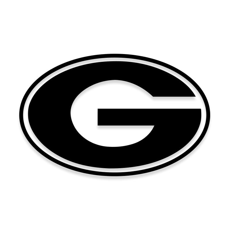 Georgia Bulldogs Sticker Decal