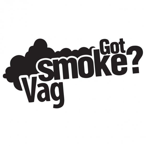 Got SmokeDecal Sticker