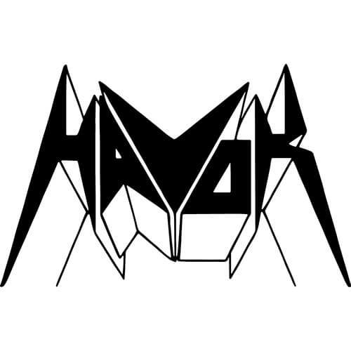 Havok Decal Sticker