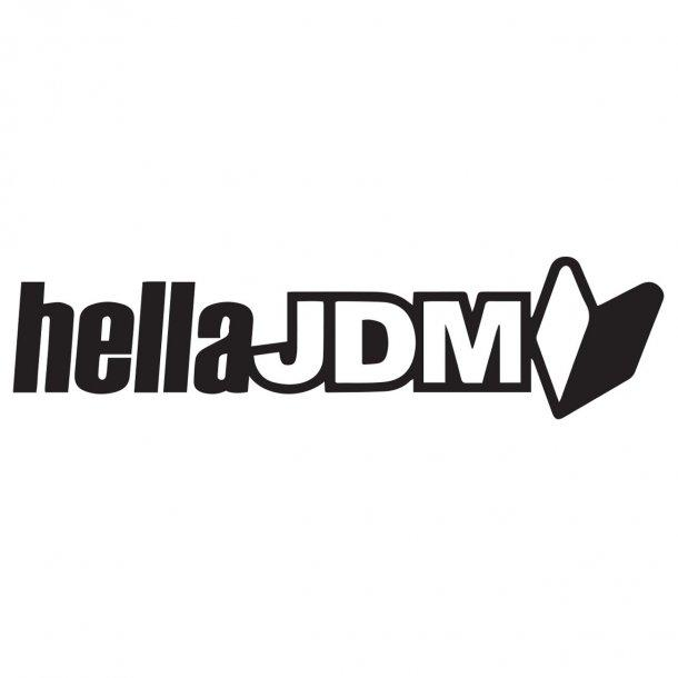 Hellajdm Decal Sticker
