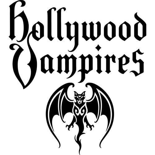 Hollywood Vampires Decal
