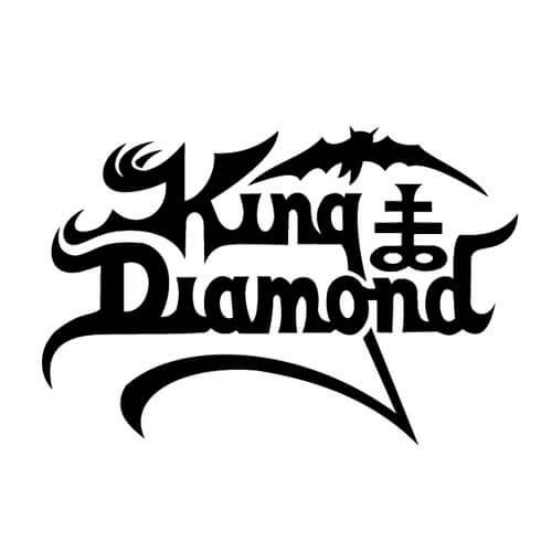King Diamond Decal Sticker