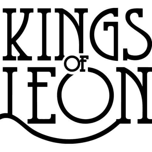 Kings Of Leon Decal