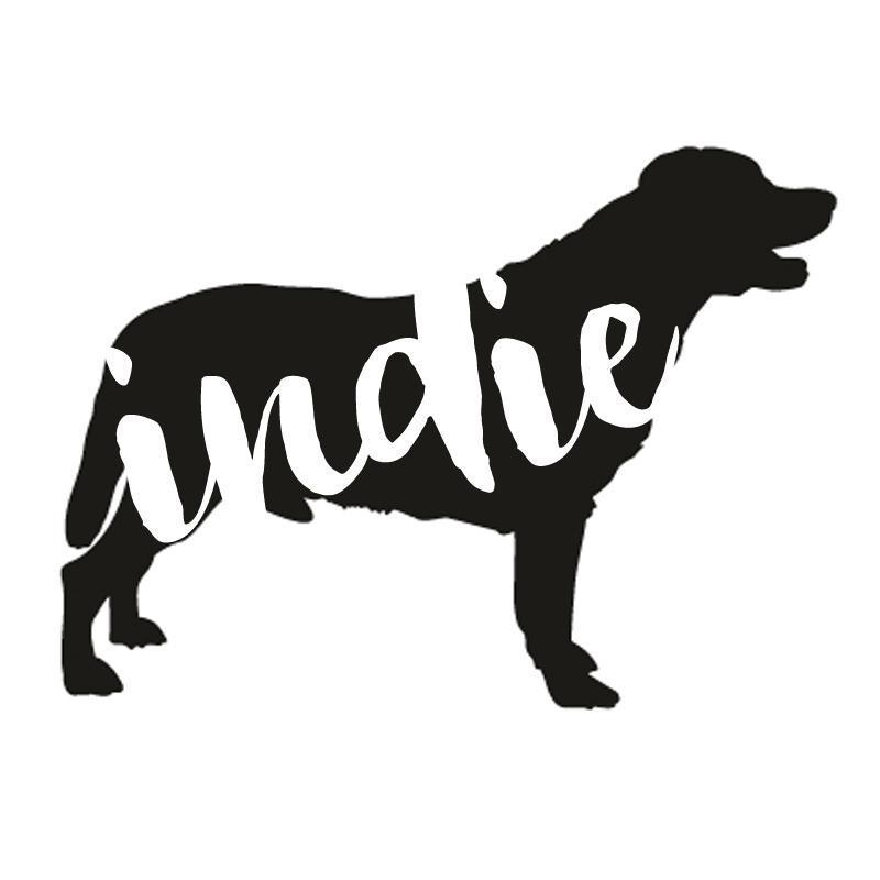 Labrador Retriever Dog Decal Sticker for Car Windows