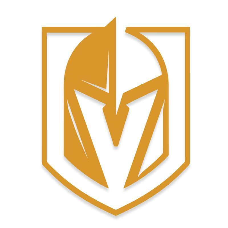 Las Vegas Knights NHL Hockey Decal Sticker