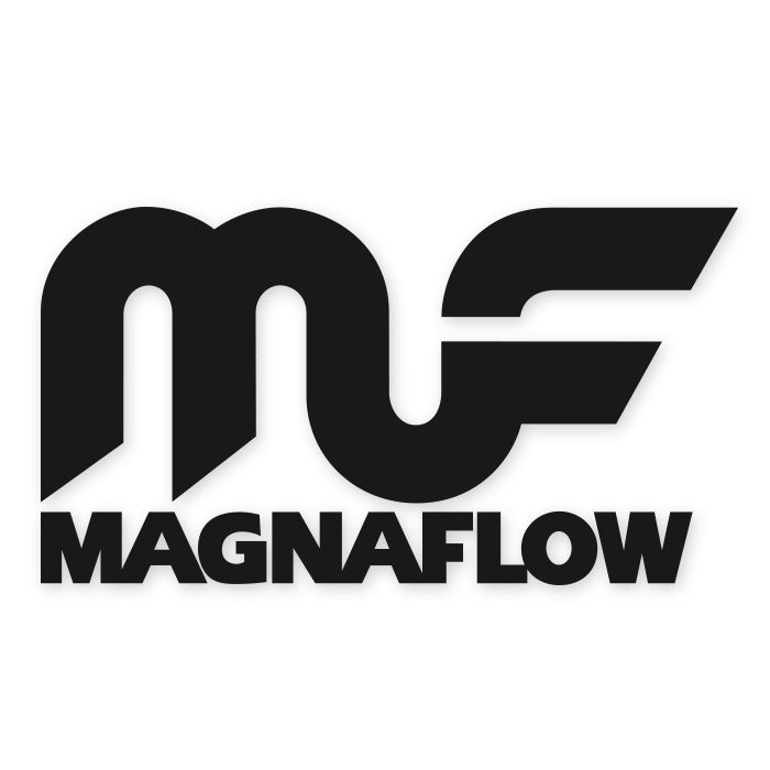 Magnaflow Logo Decal Sticker
