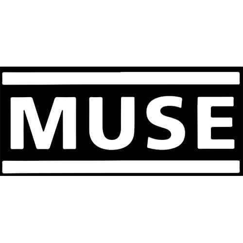 Muse Decal Sticker