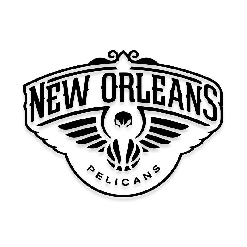 New Orleans Pelicans Decal Sticker