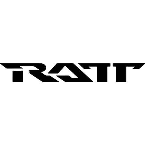 Ratt Decal Sticker