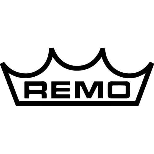 Remo Drumhead Decal Sticker