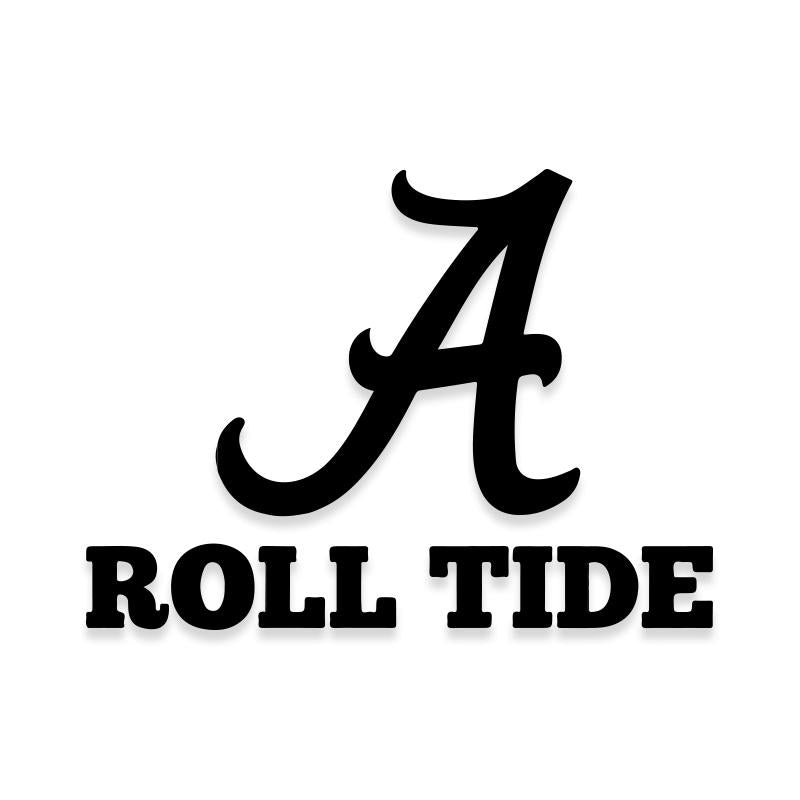 Roll Tide Decal Sticker