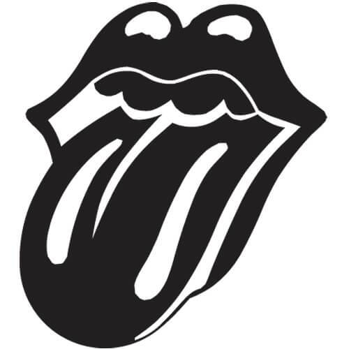 Rolling Stones Decal Sticker