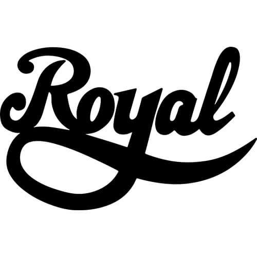 Royal Trucks Decal Sticker