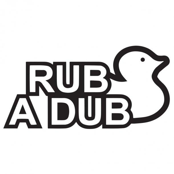 Rub And Duck Decal Sticker