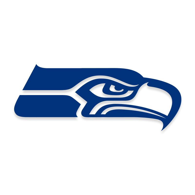 Seattle Seahawks Decal Sticker