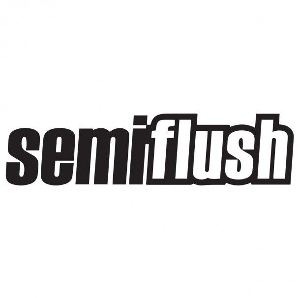 Semi Flush Decal Sticker