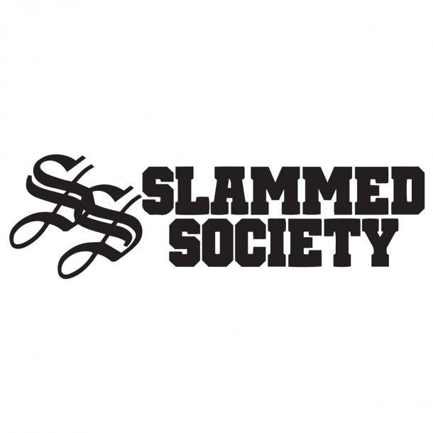 Slammed Society 2 Decal Sticker