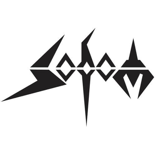 Sodom Decal Sticker