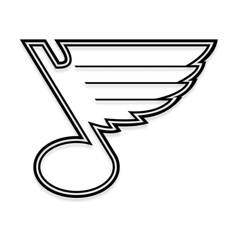 St Louis Blues NHL Decal Sticker