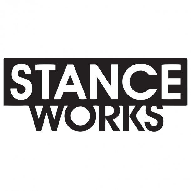 Stance Works Logo 2 Decal Sticker