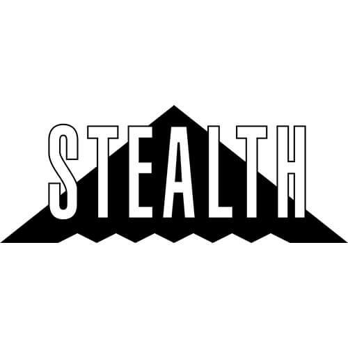 Stealth Logo Logo Decal Sticker
