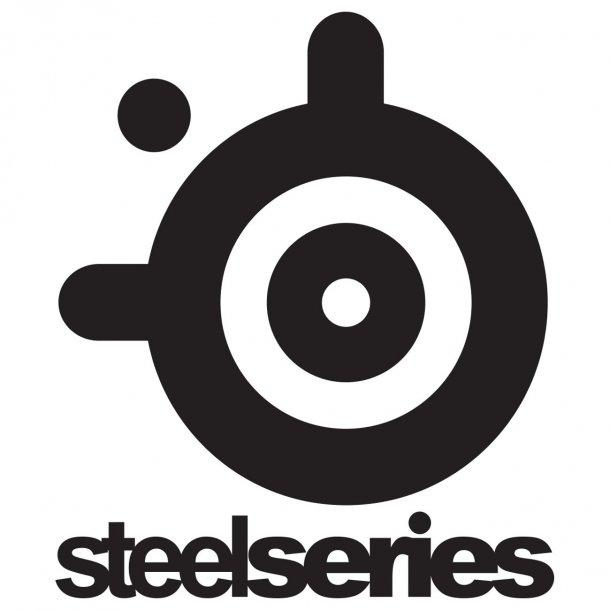 Steelseries Logo Decal Sticker
