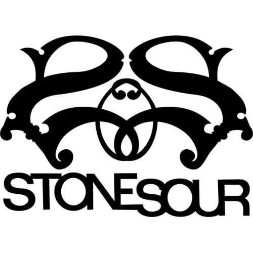 Stone Sour Decal Sticker