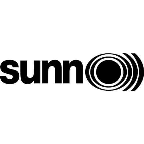 Sunn Amps Logo Decal Sticker