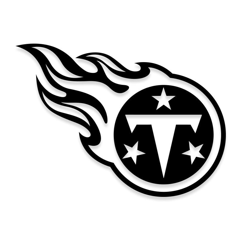 Tennessee Titans Decal Sticker