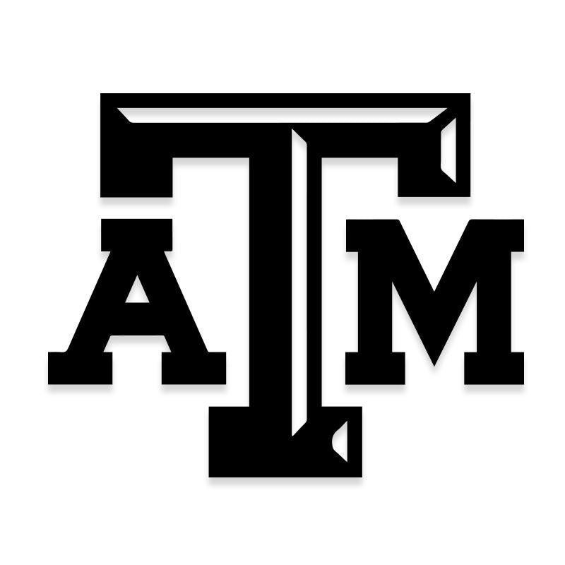 Texas ATM Decal Sticker
