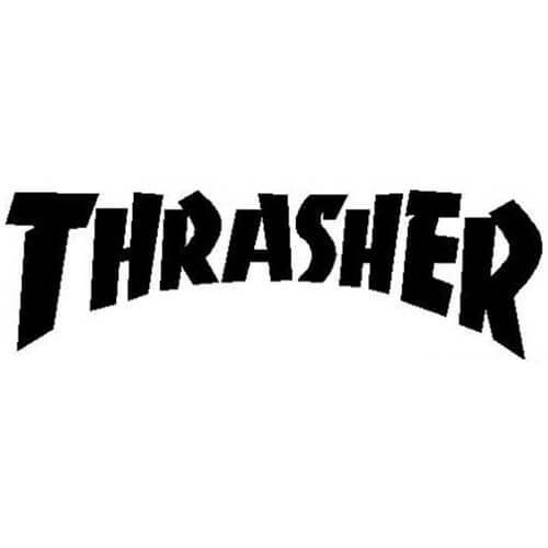 Thrasher Decal Sticker