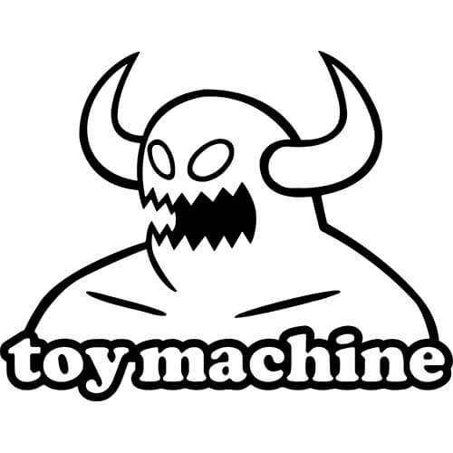 Toy Machine Skateboard Decal Sticker