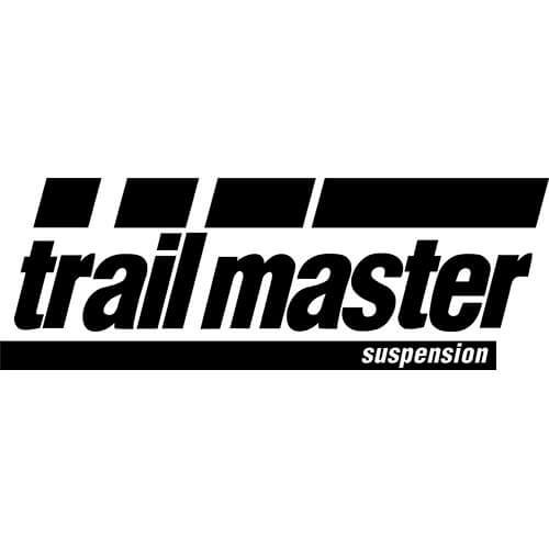 Trail Master Logo Decal Sticker