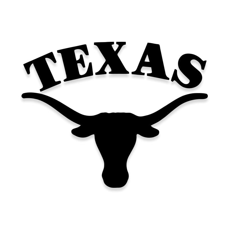 University of Texas Car Decal Sticker