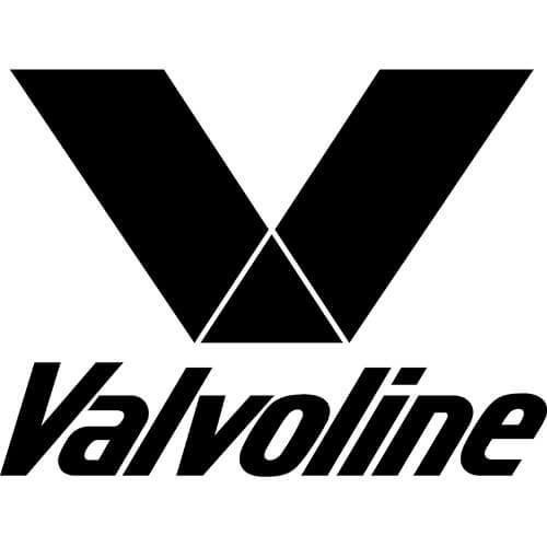 Valvoline Logo Decal Sticker
