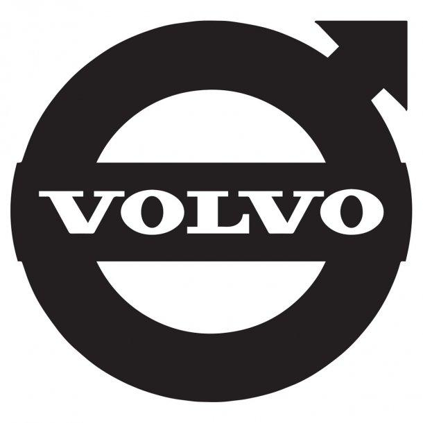 Volvo Logo 1 Decal Sticker